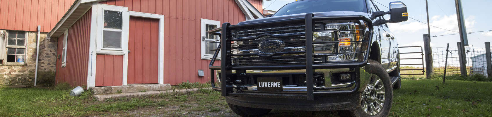 Prowler Max™ Grille Guard