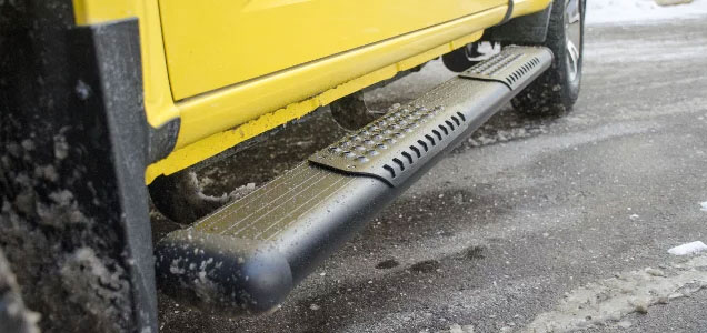 Truck Accessories Running Boards Brush Guards Mud Flaps Luverne