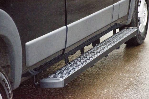 Grip Step Running Boards Ram ProMaster Accessories