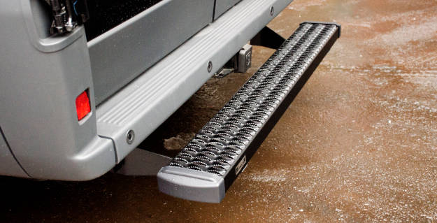 Grip Cargo Van Rear Step
