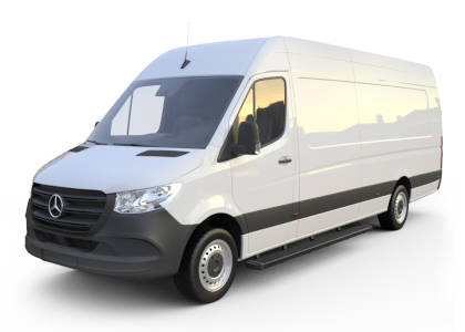 Mercedes-Benz Sprinter Work Van