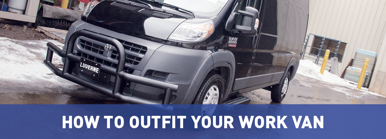 Outfitting Your Work Van Fleet Guide