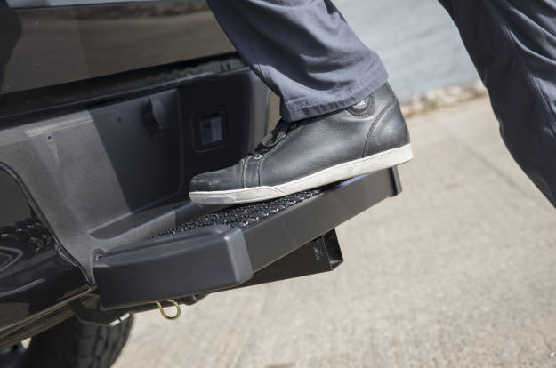 Receiver Hitch Step Cargo Van Accessory